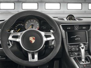 The new 911 GT3-25