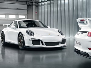 The new 911 GT3-5