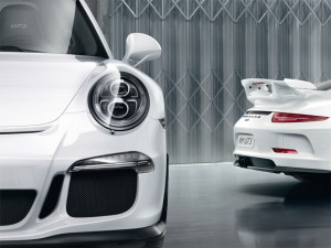 The new 911 GT3-8