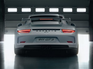 The new 911 GT3-45
